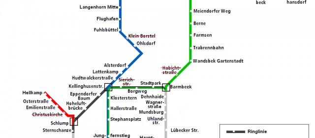Am 8. Mai fährt die U-Bahn wieder