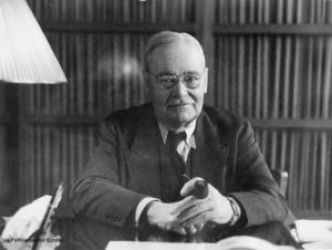 Direktor der Phönix-Werke Albert Schäfer