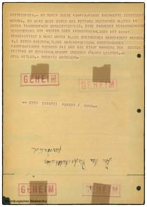 Befehl von Dönitz zur Verteidigung Hamburgs - Seite 2