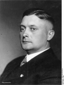 Gauleiter Karl Kaufmann