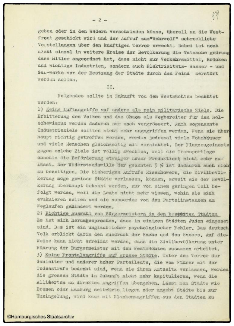 Erinnerungen von Heinrich Riensberg, Schiffahrts-Attache der deutschen Gesandtschaft in Stockholm - Teil acht