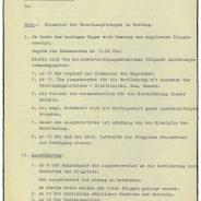 Anweisung von Hamburgs Polizeipräsident vom 3. Mai 1945