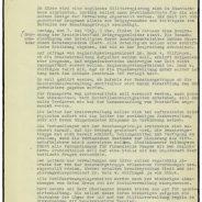Protokoll der Senatssitzung vom 5. Mai 1945