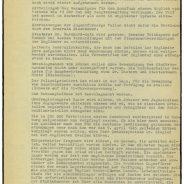 Protokoll der Senatssitzung vom 6. Mai 1945