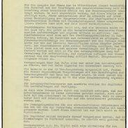 Protokoll der Senatssitzung vom 7. Mai 1945